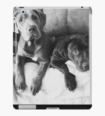 Big Boys iPad Case/Skin