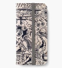 MACHINE GUN HONEY. iPhone Wallet/Case/Skin