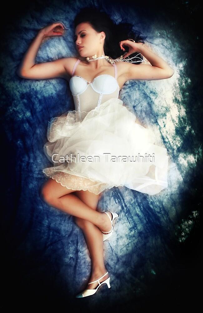 An Angel Sleeps by Cathleen Tarawhiti
