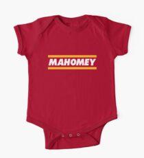 Mahomey Baby Body Kurzarm