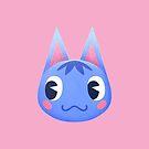 Rosie Animal Crossing by doodlecarrot