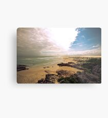 Birubi Beach Port Stephens Metal Print