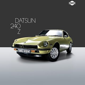 DATSUN 240 Z by ThrowbackMotors