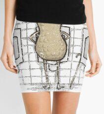 Mr. Peenut Mini Skirt
