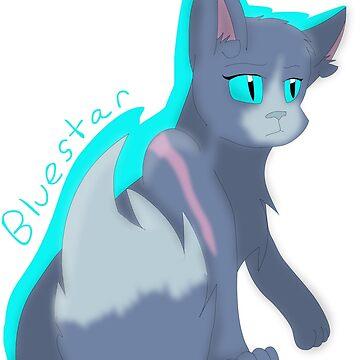 Warrior Cats: Bluestar by SamoyedOfValor