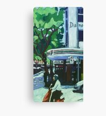 7-11, Edward St Canvas Print