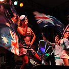 The Aussie Patriot by Mark Elshout