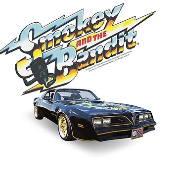 Smokey And The Bandit by retropopdisco
