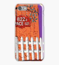 822 Pace Avenue iPhone Case/Skin