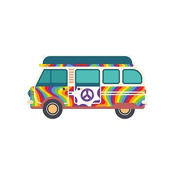 Stay Trippy Little Hippie by dmanalili