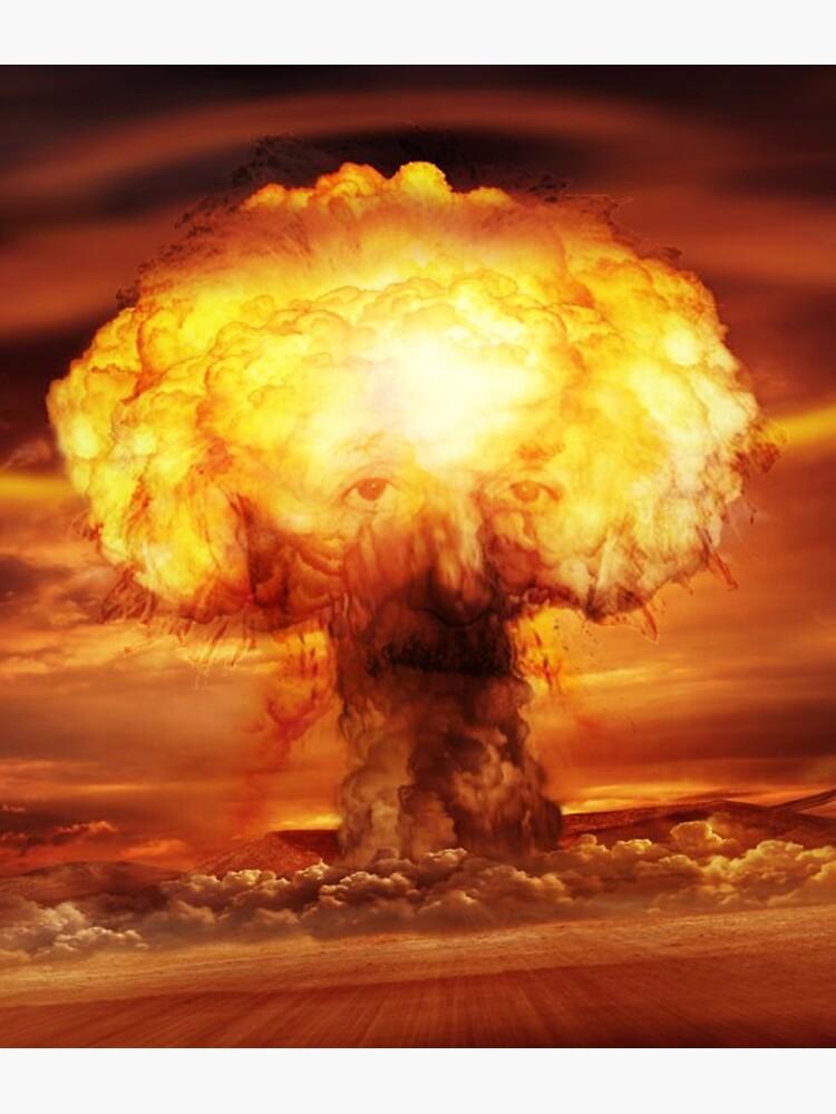 Einstein-Atombombe von rsnoman