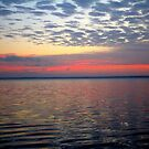 Magical Sky Over Lake by Cynthia48