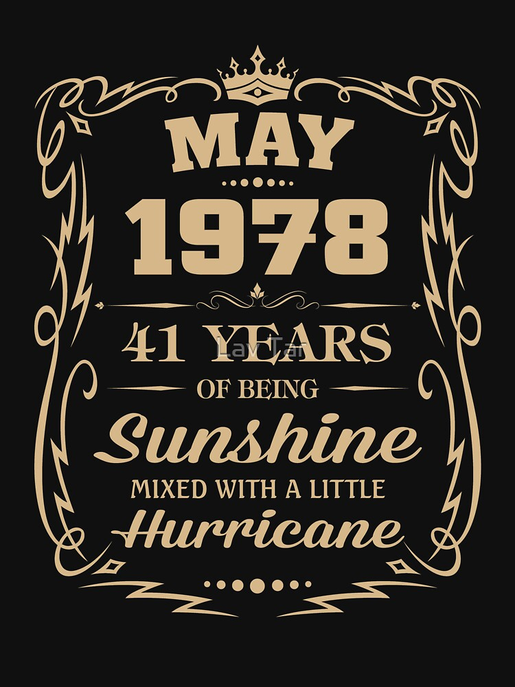 May 1978 Sunshine Mixed With A Little Hurricane by lavatarnt