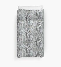 Piet Mondrian - Komposition Bäume II - 1912-1913 Bettbezug