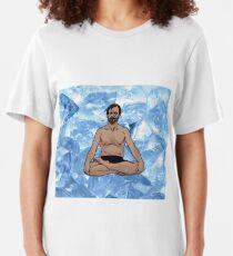 "Wim Hof ""The Iceman"" Slim Fit T-Shirt"