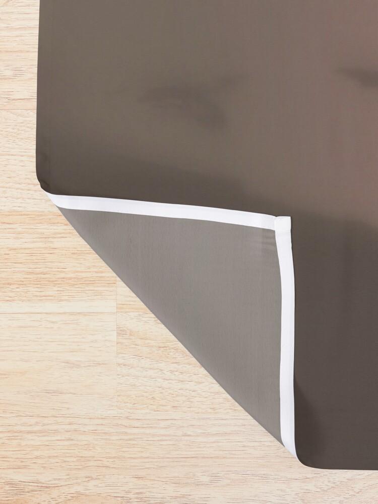 Alternate view of chibi Shower Curtain