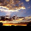Clouds of Many Flavors by Barb Miller