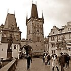 Charles Bridge,Prague by rasim1