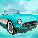 Corvette Beauty by Keith Hawley