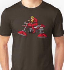 Space Adventure Cobra - SEGA CD Sprite Unisex T-Shirt