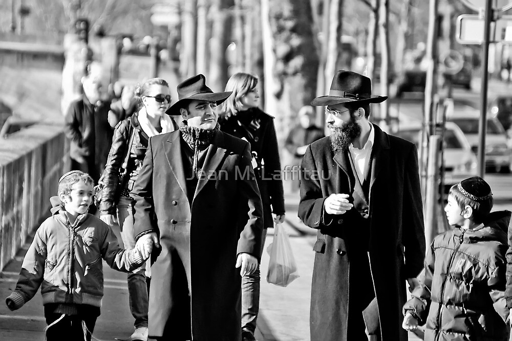 Generations in Paris by Jean M. Laffitau