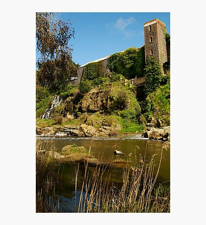 Buckley Falls Geelong. Photographic Print