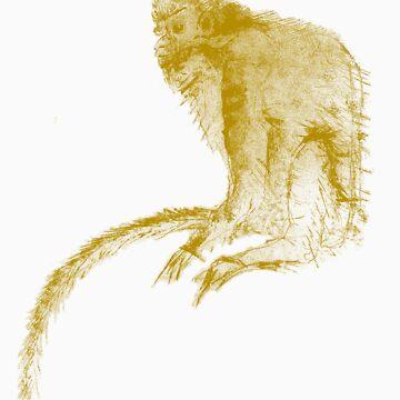 Golden Monkey by Kristinahs