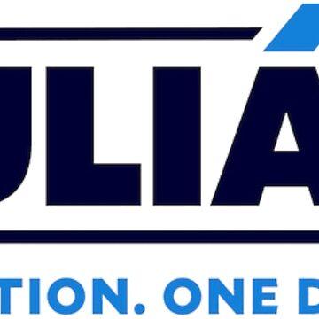 Julian Castro 2020 President Logo by rje20