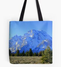 """""""The Mighty Tetons"""" Tote Bag"""