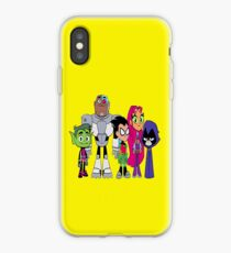 Teen Titans gehen! iPhone-Hülle & Cover