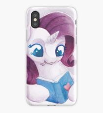 Reading is Magic: Rarity iPhone Case/Skin