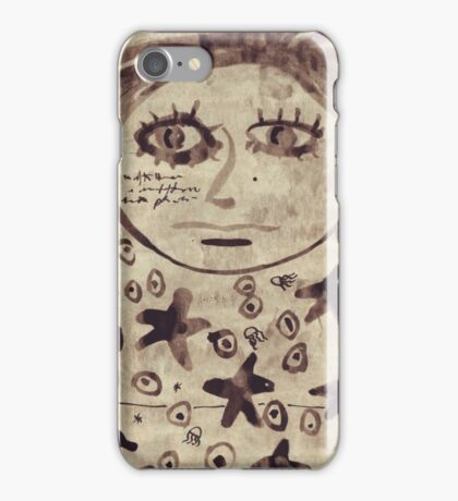 All Across The Universe iPhone Case/Skin