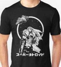 Camiseta ajustada Bounty Hunter interestelar