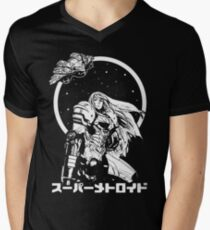 Interstellar Bounty Hunter Men's V-Neck T-Shirt