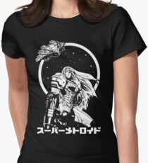 Interstellar Bounty Hunter Women's Fitted T-Shirt
