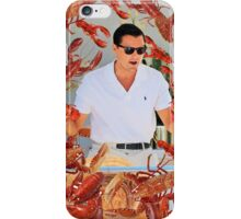 Lobster of Wall Street iPhone Case/Skin