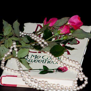 Reading a Romance Novel from my Sweetheart by spops