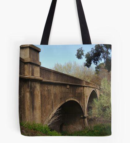 Fyansford Bridge,Geelong Tote Bag