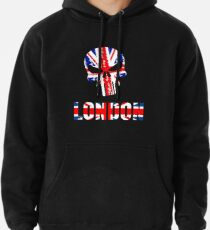 London t-shirt Pullover Hoodie