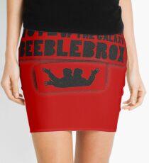 Vote Beeblebrox  Mini Skirt