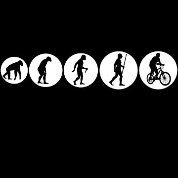 MTB Mountain Bike Evolution by S-p-a-c-e