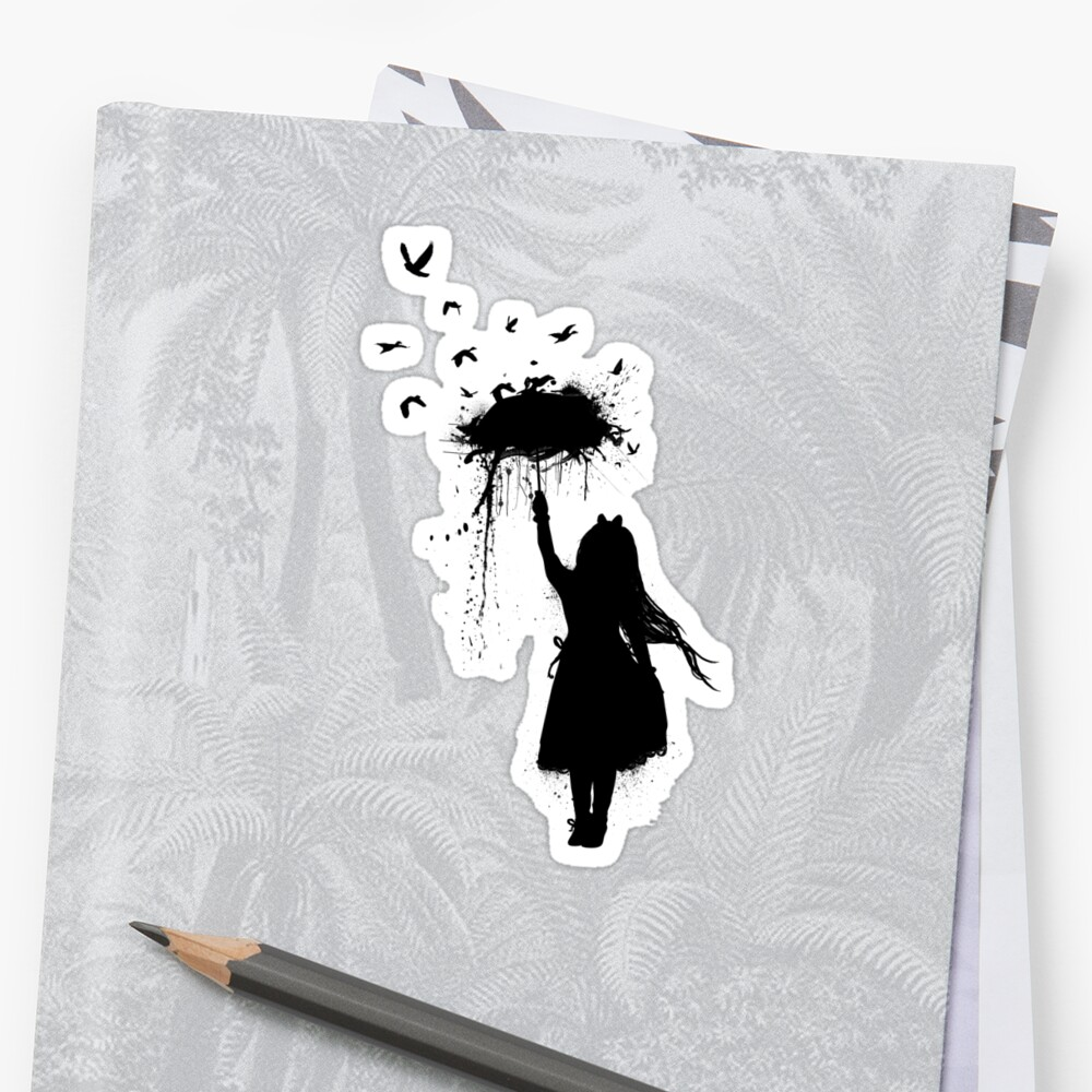 Umbrella II by lunaticpark