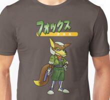 Super Smash Bros 64 Japan Starfox Unisex T-Shirt
