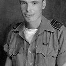 Private William Graham MM - Gordon Highlanders by Chris Clark