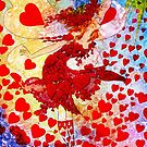 VALENTINES LOVE MAGIC IN THE AIR by Tammera