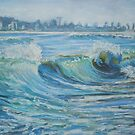A Year of Pastel Paintings by Dianne Ilka by Dianne  Ilka