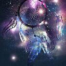 Cosmic Dreamcatcher design by AnnArtshock