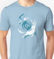Conjectural Mythology-- Blue T-Shirt