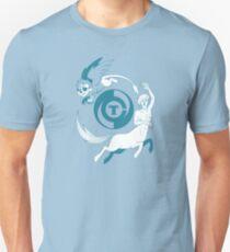 Conjectural Mythology-- Blue Unisex T-Shirt