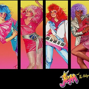 Jem and The Holograms by SoCalKid